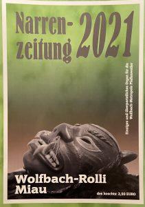 Narrenzeitung 2021